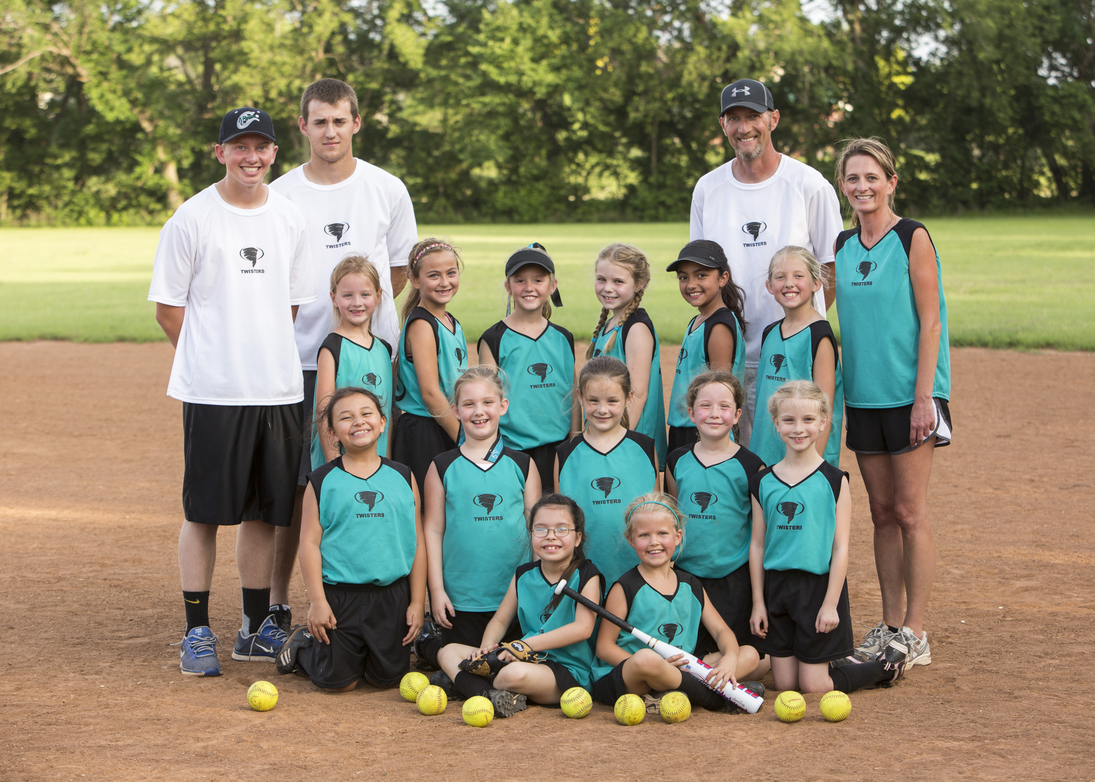 Twisters softball